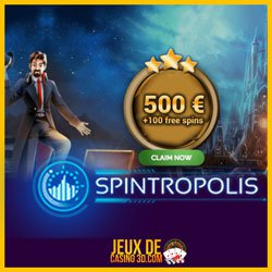 Avis sur Spintropolis Casino